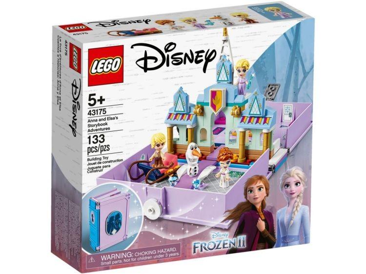 43175 Lego Disney Anna en Elsa's Verhalenboekavonturen