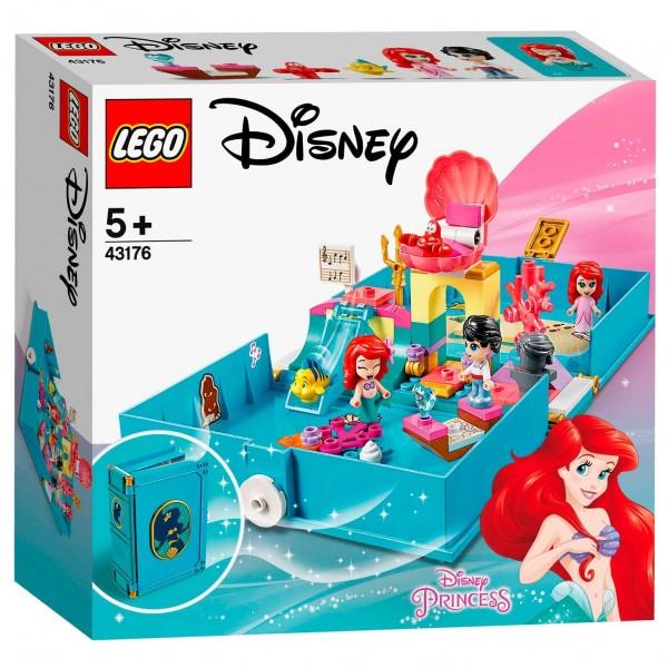 43176 Lego Disney Princess Ariëls Verhalenboekavonturen