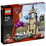 8639 Lego Cars Big Bentley's Speelset