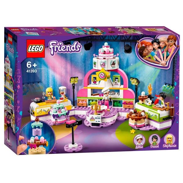 41393 Lego Friends Bakwedstrijd