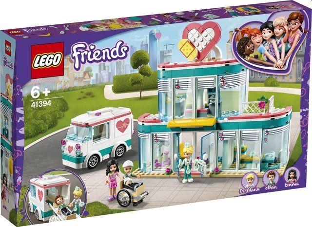 41394 Lego Friends Heartlake City Hospital