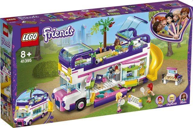41395 Lego Friends Vriendschapsbus