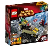 76017 Lego Super Heroes Captain America vs Hydra