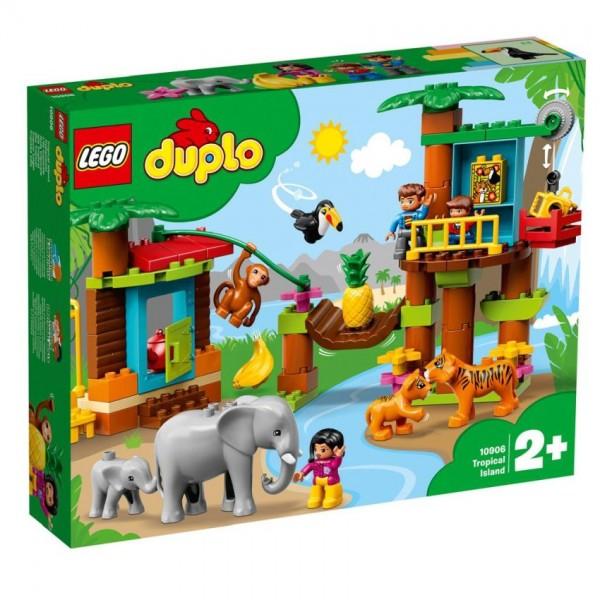 10906 Lego Duplo Tropisch Eiland