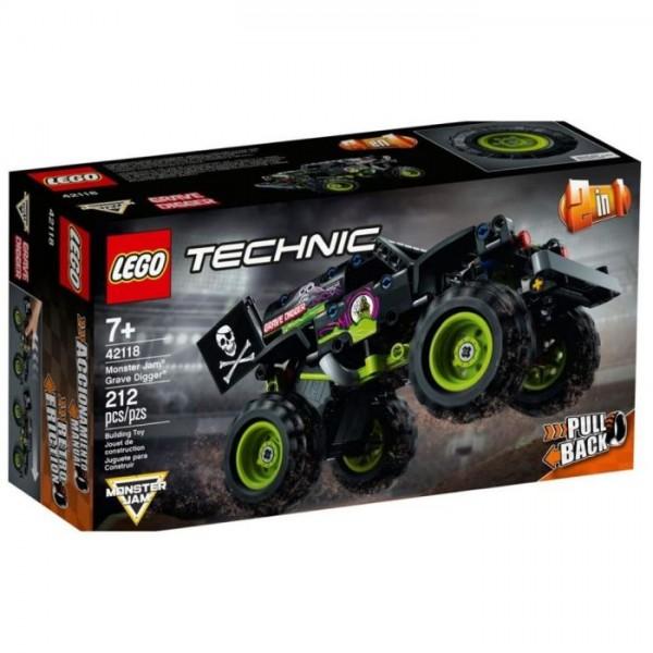 42118 LEGO Technic Monster Jam® Grave Digger®
