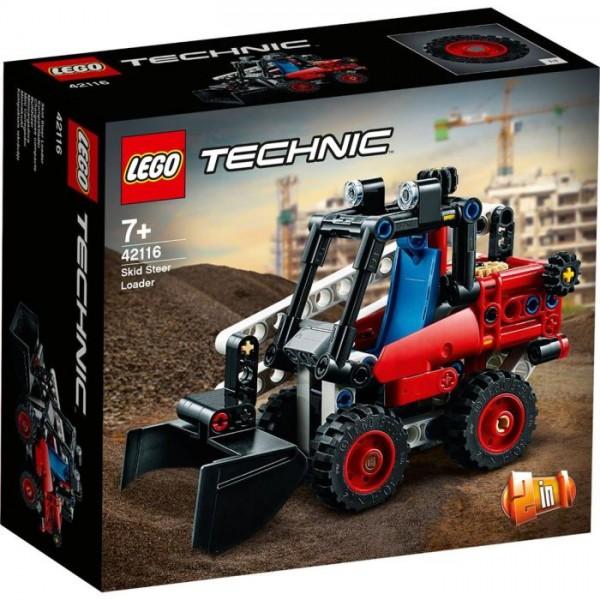 42116 Lego Technic Skid Steer Loader