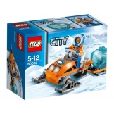 60032 Lego City Sneeuwscooter