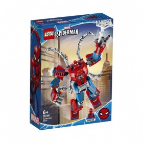 76146 Lego Marvel Super Heroes Spider-Man Mecha
