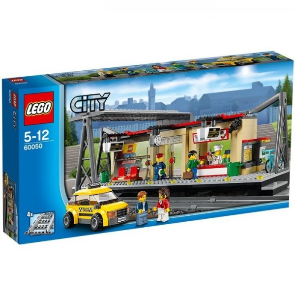 60050 Lego City Treinstation