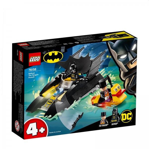 76158 Lego Super Heroes Batboot de Penguinachtervolging