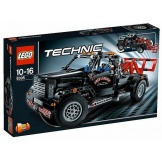 9395 Lego pick-up sleepwagen