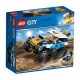 60218 Lego City Woestijn Rallywagen