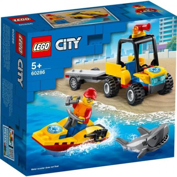 60286 LEGO City Beach Rescue Atv