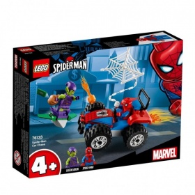 76133 Lego Superhelden Spiderman Mini Voertuig