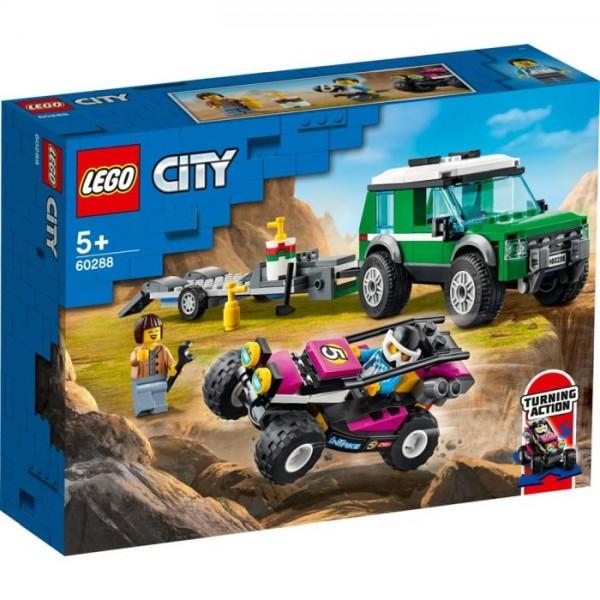 60288 LEGO City Race Buggy Transporter