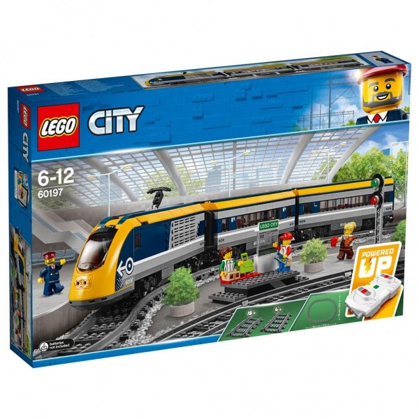 60197 Lego City Passagierstrein