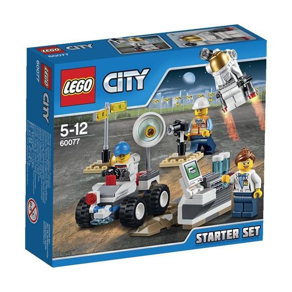 60077 Lego City Ruimtevaart Starterset
