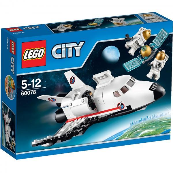 60078 Lego City Space Shuttle Voertuig Lego