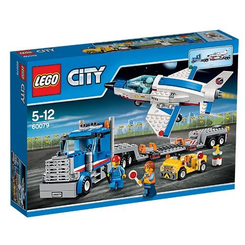 60079 Lego City Trainingsvliegtuig