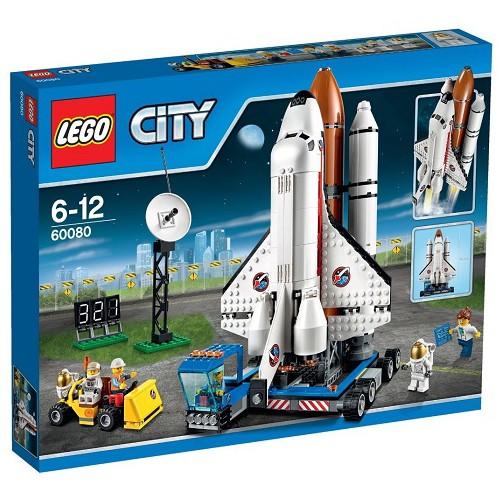 60080 Lego City Lanceerbasis