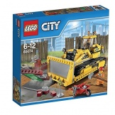60074 Lego City Bulldozer