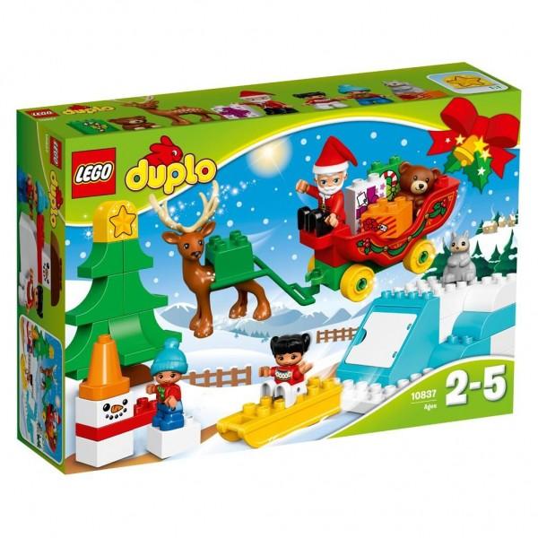 10837 Lego Duplo Wintervakantie Van De Kerstman