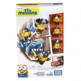 Mega Bloks Minions Movie Themed Figures