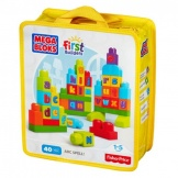 Mega Bloks First Builders ABC Spell