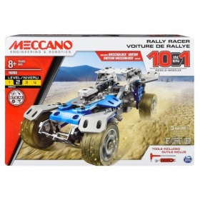 Meccano 10 Model Set Trophy Truck