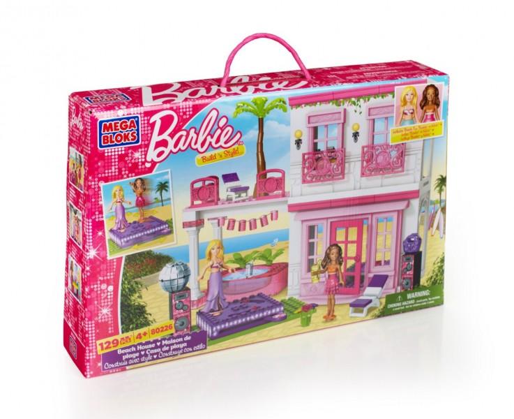 Barbie luxe vakantiehuis no aanbieding kopen for Barbiehuis aanbieding