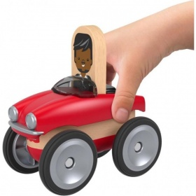 Fisher Price Wonder Makers Sports Car