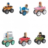 Fisher Price Wonder Makers Voertuigen
