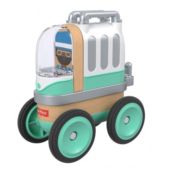 Fisher Price Wonder Makers Camper