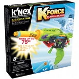 Knex K-Force K-5 Phantom Building Set