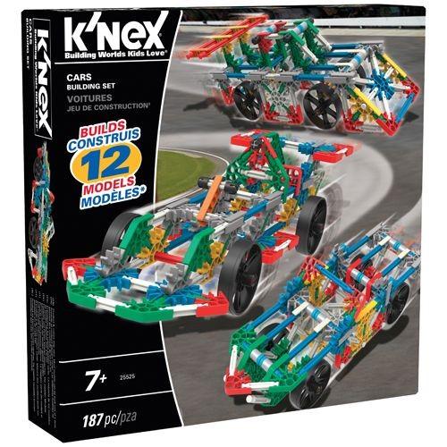 K'NEXKNEX Cars Building Set