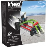 Knex Building Set Rocket Car
