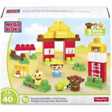 Mega Bloks First Builders Barnyard Buddies