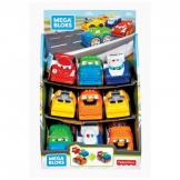 Fisher Price Mega Bloks Buildings Basics First Racer