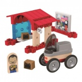 Fisher Price Wondermakers Garage