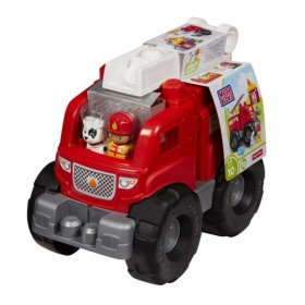 Megabloks First Fire Truck Rescue