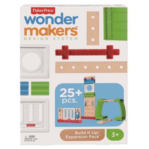 Fisher Price Wonder Makers Uitbreidingsset Build it Up