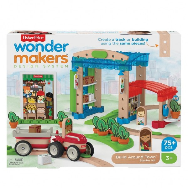 Fisher Price Wondermakers Stad