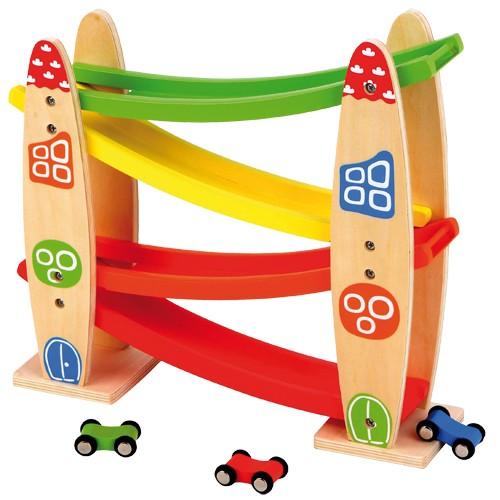 Knikkerbaan auto speelgoed online kopen | BESLIST.nl | De
