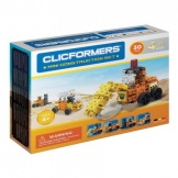Clicformers Mini Construct Set 4in1