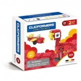 Clicformers Craft Red Set 2in1
