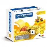 Clicformers Craft Yellow Set 2in1