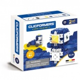 Clicformers Craft Blue Set 2in1