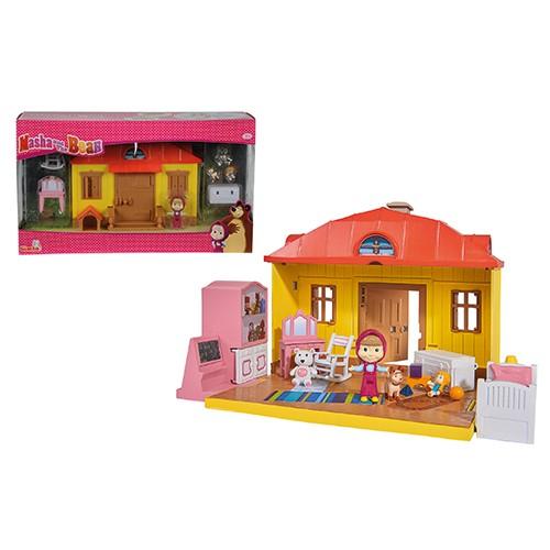 Masha and The Bear Masha's House