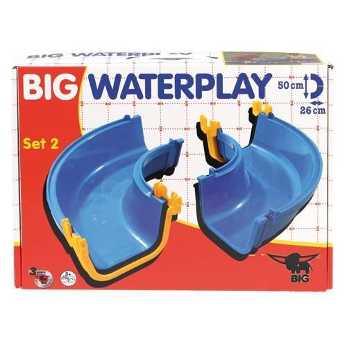 Waterplay bocht 2 stuks