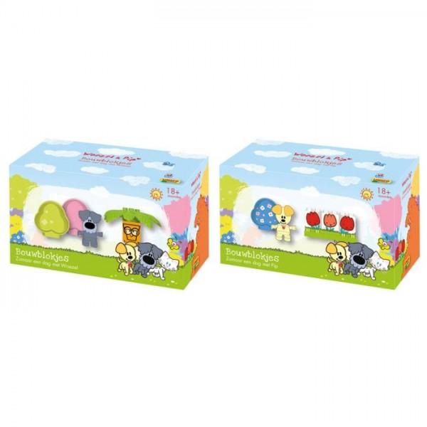 Speelgoedwinkel, Woezel en Pip Mini Bouwset